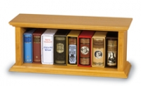 Bibliotheks-Regal Holz, mini