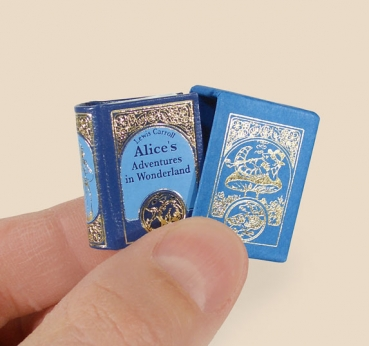 Alice´s Adventures in Wonderland - Micro Miniatur