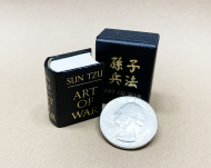 Sun Tzu  ART OF WAR - Micro Miniatur